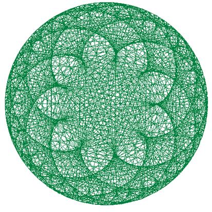 Wyszywanki / String Art