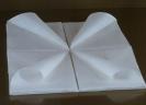 2012 Bazylea Napkin Folding